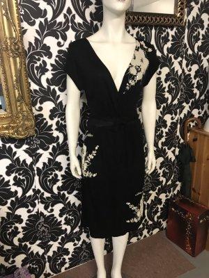 Sommerkleid in Gr.36/S von Desigual in schwarz / Crem , neu!