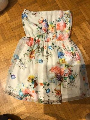 Sommerkleid in Gr.38/M von Zara in bunt!
