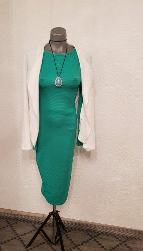 Sommerkleid in hellgrün Farbe, in langarm Größe XS