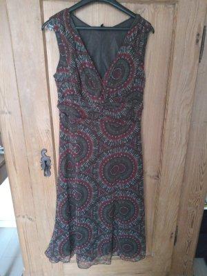 Sa.Hara Midi Dress multicolored polyester