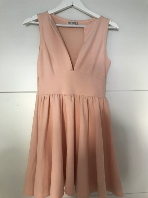 Club L Babydoll Dress pink-light pink