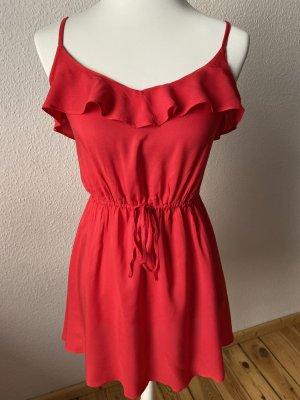 Sommerkleid in Rot