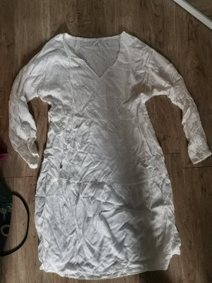 Sommerkleid in weiß Gr S