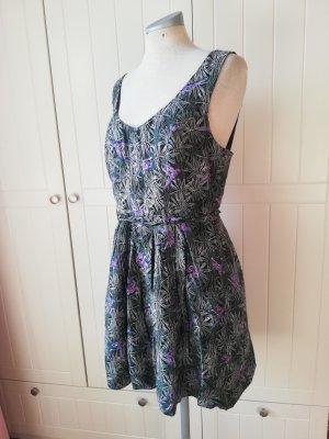 Sommerkleid Kleid kurz UK 14 EUR 42 D 40 M L