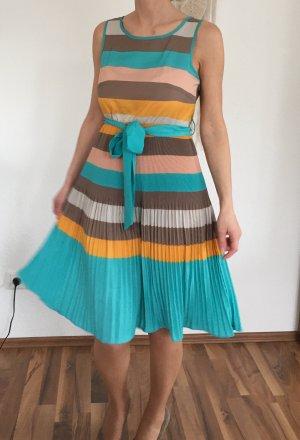 Sommerkleid, Kleid, Plisseekleid, Kleid mit Plissee