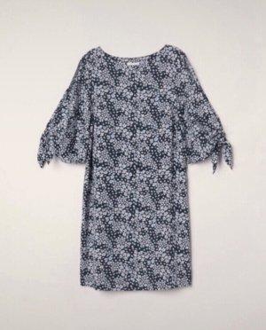 Sommerkleid Kleid Sommer Blumen geblümt H&M 34