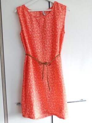 BlendShe Shortsleeve Dress salmon