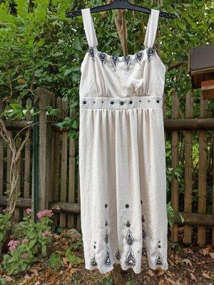 Sommerkleid knielang aus Baumwolle