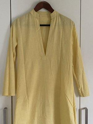 Sommerkleid , lang Boho, Gr. S gelb neu