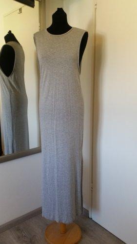 Sommerkleid leichtes Jerseykleid Gr. S in Grau