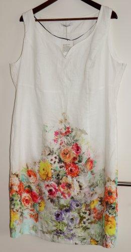 Steilmann Summer Dress multicolored linen