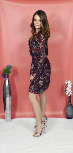 Sommerkleid luftig und leicht, Rinascimento