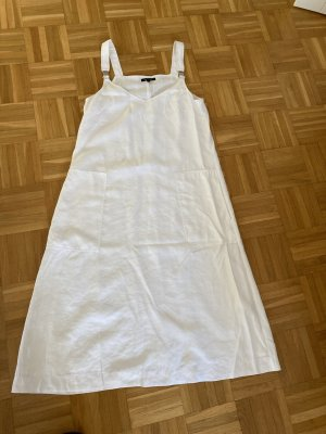 Campus by Marc O'Polo A Line Dress white viscose