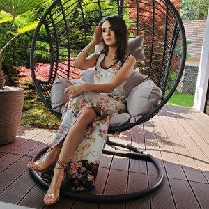 Sommerkleid maxi von italienische Designermarke Rinascimento
