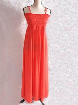 Maxi Dress salmon