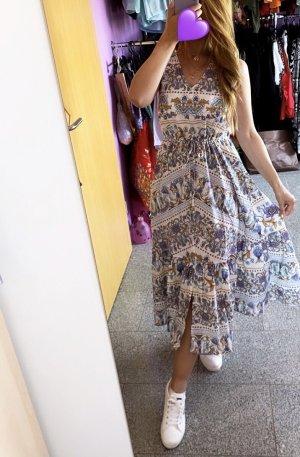 Abendkleid Sukienka midi Wielokolorowy