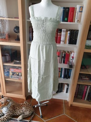Sommerkleid Midikleid Baumwolle Only Gr. S (36) NEU Kleid hellgrün