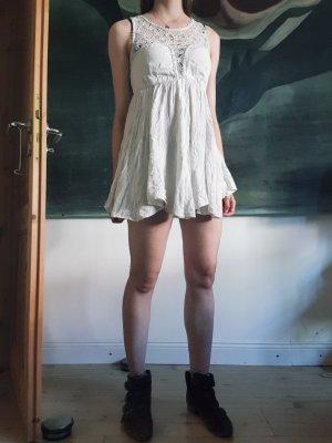 Sommerkleid Midikleid Strandkleid Abendkleid Hippie Elfe Fee Boho