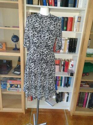 Sommerkleid Midikleid YAS Gr S (36) Kleid Printkleid Casual basic