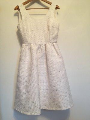Sommerkleid mint & berry