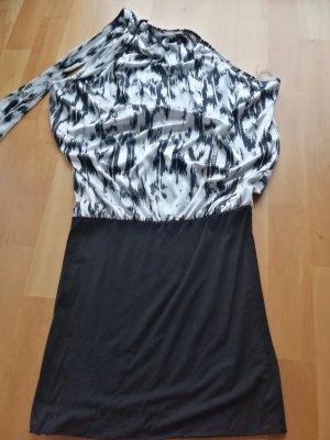 Miss Sixty Sukienka mini czarny-biały