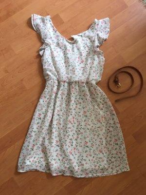 Sukienka typu babydoll Wielokolorowy