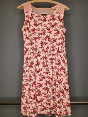 Sommerkleid mit Blumenprint AJC Fashion