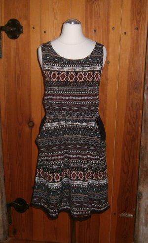 C&A Summer Dress multicolored viscose