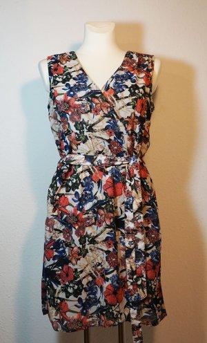 Sommerkleid mit floralem Print von Street One