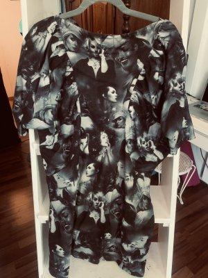 Sommerkleid mit Fotoprint