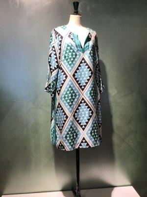 Sommerkleid mit Gallonstreifen