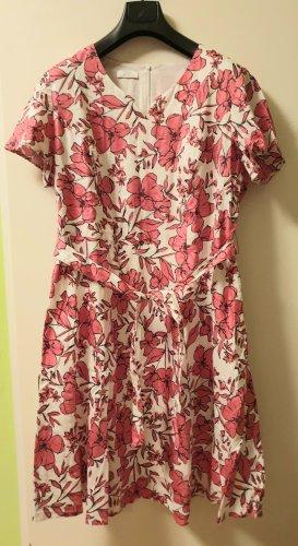 Sommerkleid mit Gürtel von Gerry Webber, grosse Grösse