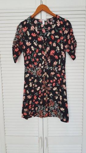 H&M Vestido camisero multicolor