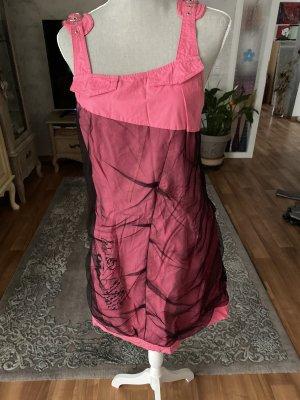 Sommerkleid mit Netz