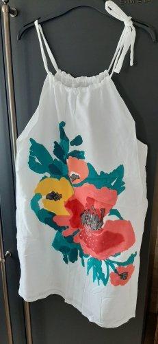 Sommerkleid mit Pailletten Größe 42