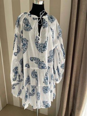Sommerkleid mit Paisley-Muster Größe L