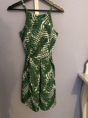 17&co Summer Dress white-green