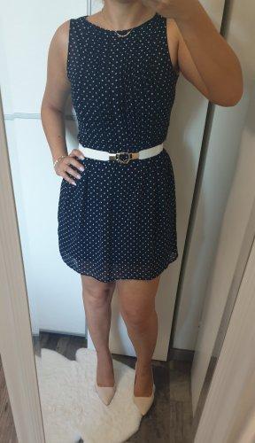 Sommerkleid mit Polka Dots von Zara