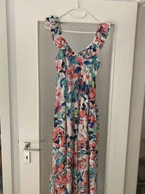 Sommerkleid mit Rüschen
