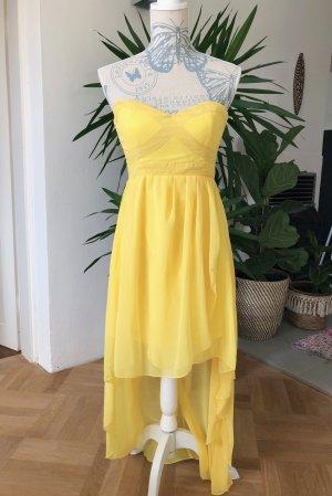 AX Paris Midi Dress yellow