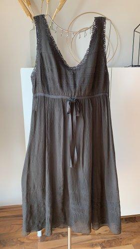 Sommerkleid - mit Unterkleid - 100% Seide- Strenesse