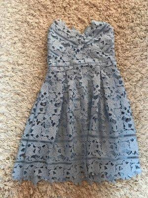 Vila A Line Dress azure