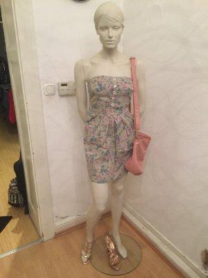 Sommerkleid ohne Träger Gr. XS