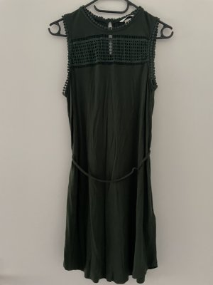 Sommerkleid   Olivgrün   Größe S   H&M