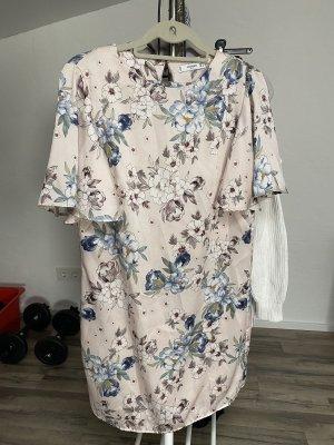 Mango Blouse Dress multicolored