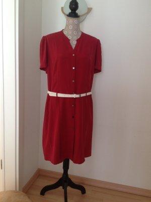 Sommerkleid red green