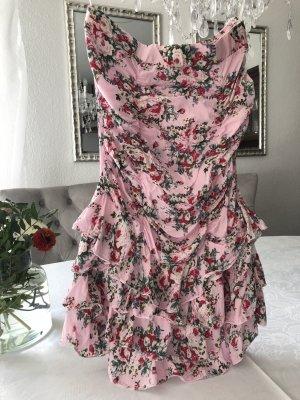 Best emilie Robe bandeau rose-rose