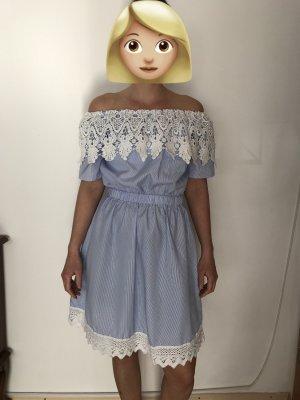 Sommerkleid Schulterfrei oder Schulterbedeckt kombinierbar