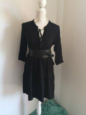 Jean Pascale Beach Dress black