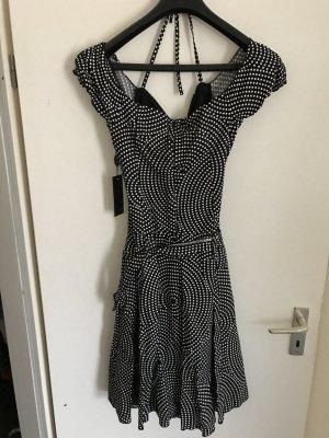Sommerkleid (schwarz), Größe 38